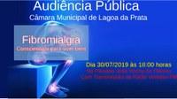 Audiência Pública Sobre Fibromialgia