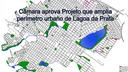 Câmara aprova Projeto que amplia perímetro urbano de Lagoa da Prata