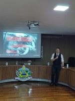 O Plenário da Câmara Municipal foi sede, na última sexta-feira, de Audiência Pública sobre Crimes de  Pedofilia
