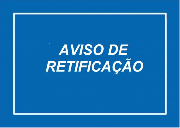 RETIFICAÇÃO DO PREGÃO 02/2018